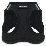Voyager Plush Harness - Black Base