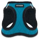 Voyager Plush Harness - Turquoise Base