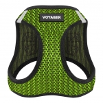 Wearable Harness - Lime Green