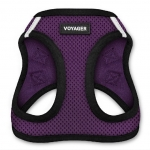Voyager Mesh Step-In Harness - Purple Base