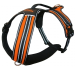 Adventure Pet-Vest Harness -Orange