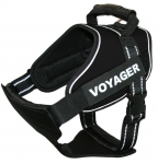 No-pull Harness -Black