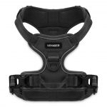 Dual-Attachment Adjustable Harness - 3M Reflective Band - Black