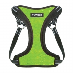 Luminescent Safety Harness - 3M Technology - Lime Green