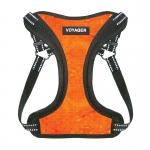 Luminescent Safety Harness - 3M Technology - Orange