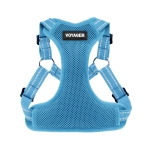 Adjustable Step-In Harness - 3M Technology - Baby Blue
