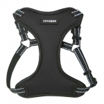Adjustable Step-In Harness - 3M Technology - Black