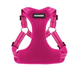 Adjustable Step-In Harness - 3M Technology - Fuchsia