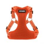 Adjustable Step-In Harness - 3M Technology - Orange