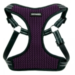 Adjustable Step-In Harness - 3M Technology - Purple Base