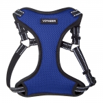 Adjustable Step-In Harness - 3M Technology - Royal Blue
