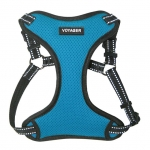 Adjustable Step-In Harness (3M Technology) - Turquoise