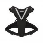 Dual-Attachment Outdoor Harness - Black