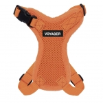 Step-In Lock Harness - Orange