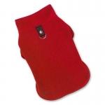 Fleece Coat -  Red