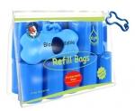 Poop Bags - Blue