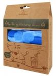 Poop bags - Blue Circles
