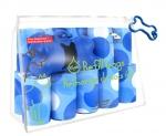 Poop Bags - Blue Circle