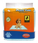 Blue Puppy Pads - (6 Boxes/Carton)