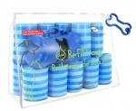 Poop Bags - Blue Stripes
