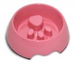 Anti Gulping Pet Bowl - Baby Pink