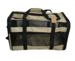 Carrier - Khaki Oxford Duffel