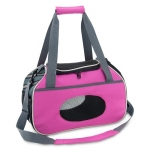 Portable Pet Travel Carrier - Fuchsia