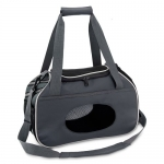 Portable Pet Travel Carrier - Gray