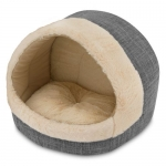 Cave Bed for Cats - Gray