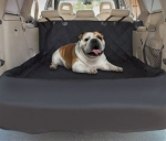 Car Trunk Cover for Pets for SUV - Black
