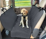Car Seat Cover for Pets - Gray