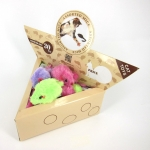 Assorted Mice - 30 pcs colorful combo in a display box