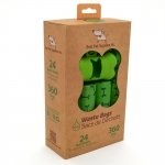 Poop Bags - Green Bones (KRAFT Packaging)