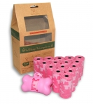 Refill Bags - Pink Dog