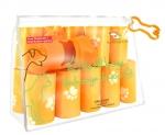 Poop Bags - Orange