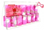 Poop Bags - Pink Circle