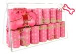 Poop Bags - Pink Hearts