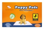 Pink Puppy Pads - (4 Boxes/Carton)