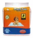 Pink Puppy Pads - (6 Boxes/Carton)