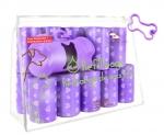 Poop Bags - Purple Heart
