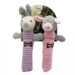 Log Combo Pack - Pig and Rabbit