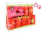 Poop Bags - Red