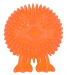 Duck W/ Squeaker - Bright Orange