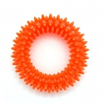 Dental Ring - Bright Orange