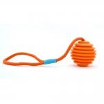 Teat Dispensing Ball - Orange