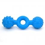 Dumbbells Treat Holder - Blue