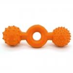 Dumbbells Treat Holder - Orange
