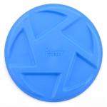 TPR frisbee -Deep Blue