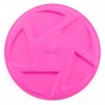 TPR frisbee - Fuchsia Pink