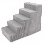 Stairs - Gray Corduroy